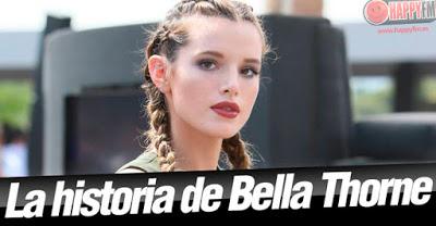 Bella Thorne narra el abuso sexual y psicológico que vivió a los 14 años
