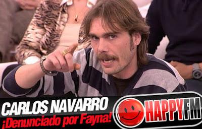 Fayna denuncia Carlos Navarro, 'El Yoyas', por violencia machista y es condenado a abandonar Gran Canaria