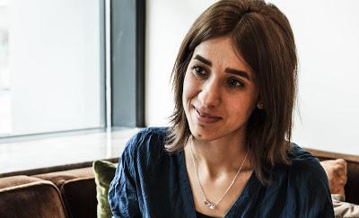 Nadia contra el Estado Islámico