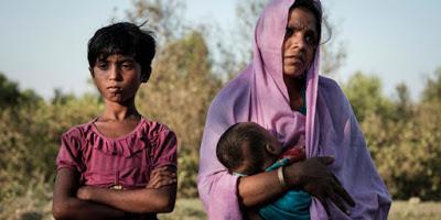 Les enfants rohingyas ne devraient pas souffrir de l'inaction