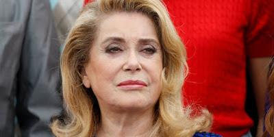 """Catherine Deneuve présente ses """"excuses"""" aux victimes et désavoue certaines cosignataires de la tribune polémique"""