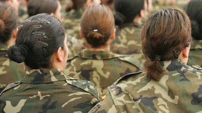 El acoso sexual aflora en las Fuerzas Armadas