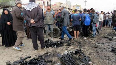 Iraq, duplice attacco suicida a Baghdad: almeno 38 le vittime