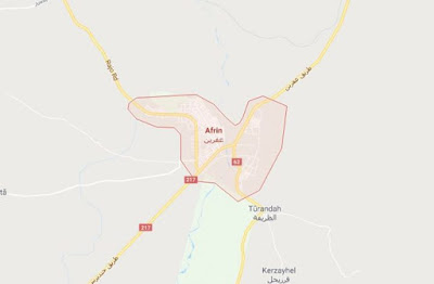 Rete Kurdistan condanna attacco turco a Afrin