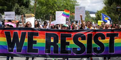 Un rapport montre une augmentation marquée de la violence envers la communauté LGBTQ depuis que Trump est président