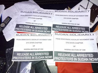 Sudan: Free Mohamed Satti And All Political Prisoners!