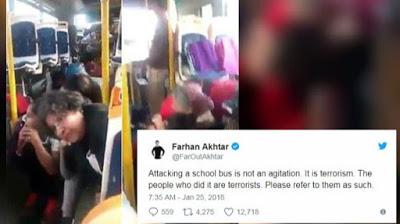 Padmavat: Why Attack Innocent School Children?