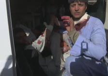 Afghanistan: Taliban Massacres nearly 100, wounds150 in Kabul