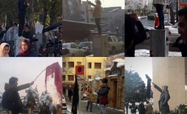 The 'Girls of Revolution Street' Protest Iran's Compulsory Hijab Laws