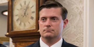 Un alto cargo de la Casa Blanca renuncia tras ser acusado de violencia machista por sus dos exmujeres