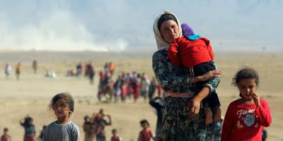 Ad Afrin incombe l'ombra di un nuovo massacro yazida sotto i raid turchi