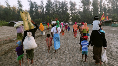Five Questions About Sexual Violence in the Rohingya Crisis