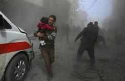 Syrie: le régime reste déterminé à reprendre l'enclave rebelle de la Ghouta