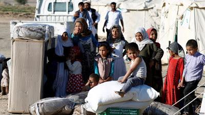 Upsurge in Yemen Fighting Sends Thousands Fleeing