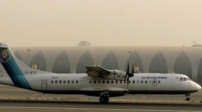 En Iran, l'avion de ligne qui s'est écrasé avec 66 passagers à son bord est finalement introuvable