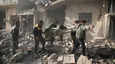 Infierno sirio