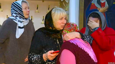 Church Shooting 'Nothing To Do With Islam,' Say Russian Muslim Leaders