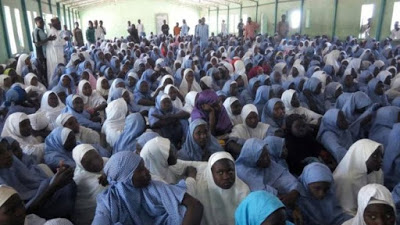 Nigeria Boko Haram: Some missing girls 'rescued' after school attack