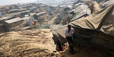 Des images satellites montrent plus de cinquante villages rohingya rasés au bulldozer