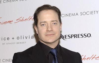 El actor Brendan Fraser acusa de abuso sexual a un periodista de Hollywood