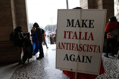 "Roma, ""Mai più fascismi – Mai più razzismi"""