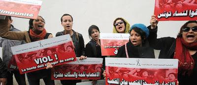 Tunisie – Femmes victimes de violences: le salut dans une nouvelle loi