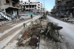 """Syrie: combats au sol malgré le 2e jour de """"pause"""" humanitaire"""