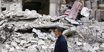 Ce qui se passe en Ghouta orientale est bel et bien un crime de guerre