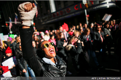 Why training women in nonviolent resistance is critical to movement success