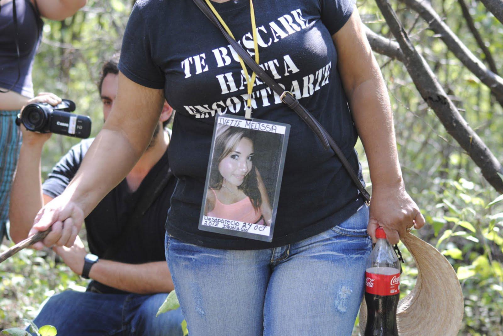 """Madres de desaparecidas en Juárez exigen justicia; """"unas 30, víctimas de trata"""""""