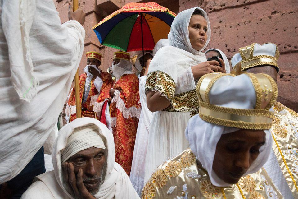 La Pasqua dall'Etiopia al Sudafrica