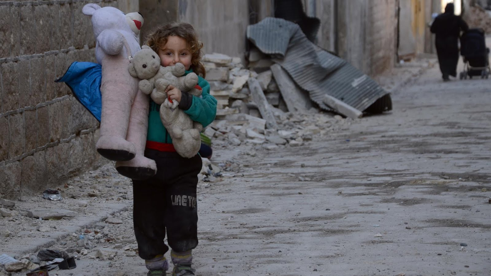 Siria, Yemen, bambini morti, bombardamenti e indignazione selettiva