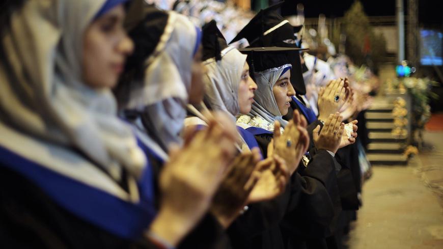 Graduates of Gaza universities demand jobs, degree recognition
