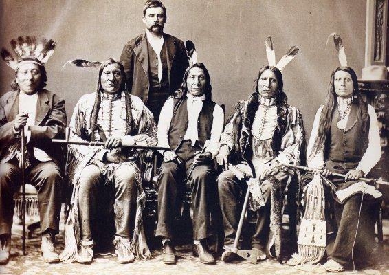 I nativi americani: una minoranza frammentata in cerca di una voce?