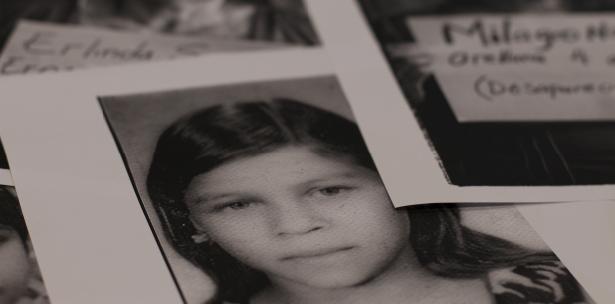 Buscan a 3,000 niños desaparecidos por guerra en El Salvador