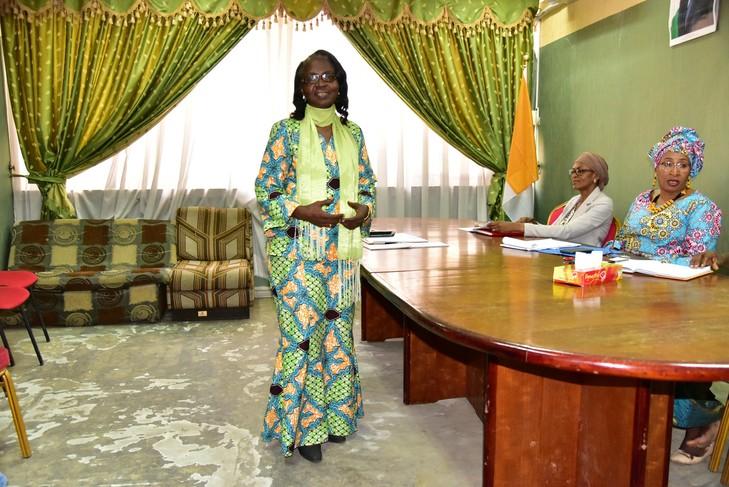 En Côte d'Ivoire, un nouveau syndicat dédié à la défense des femmes