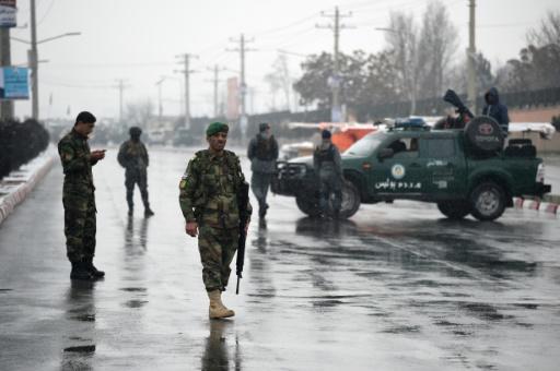 Double attentat suicide à Kaboul: au moins 25 morts dont un photographe de l'AFP