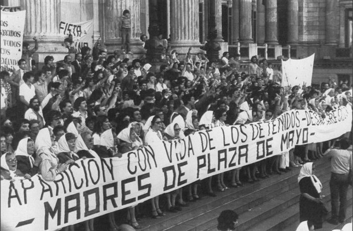 ACCADDE OGGI. Argentina, un velo per i desaparecidos 30 aprile 1977