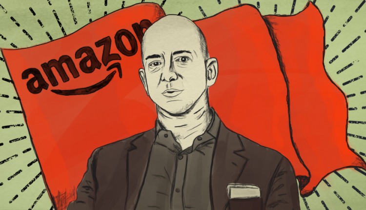 The Singular Pursuit of Comrade Bezos
