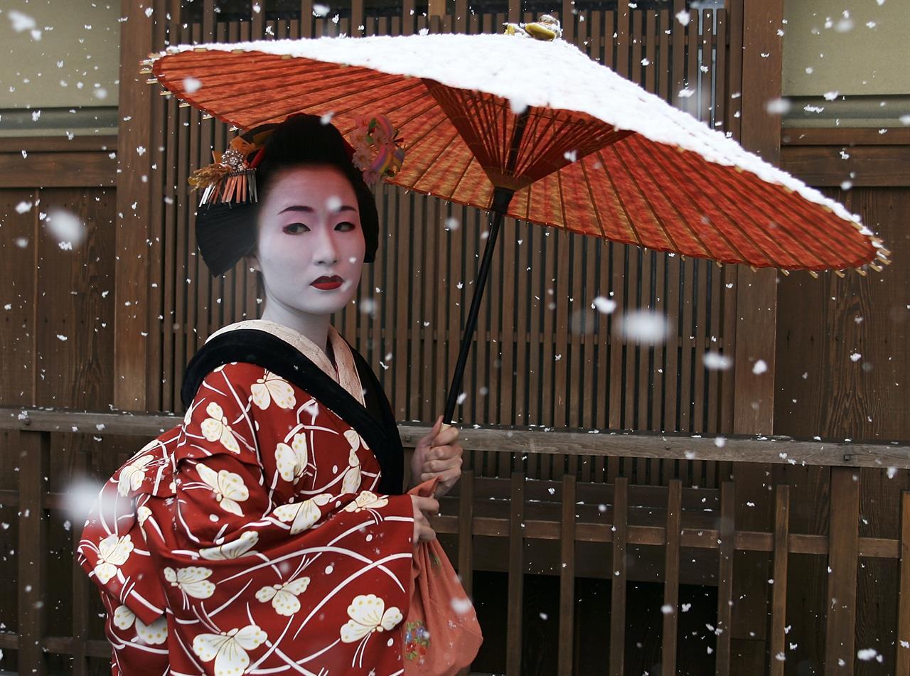 La geisha, retaggio di un Giappone che sta scomparendo