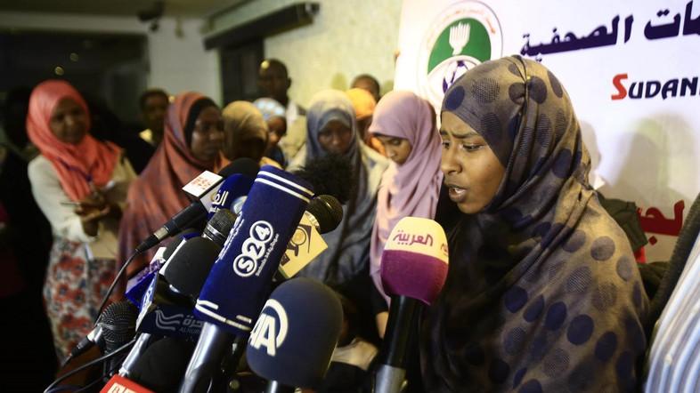 Sudan repatriates seven female 'ISIS members' from Libya