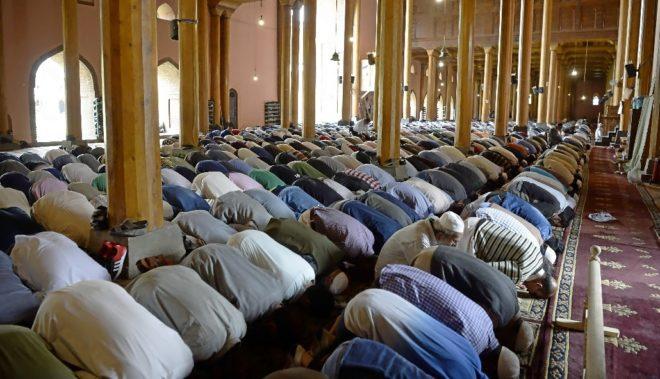 Un Ramadán en paz para Cachemira