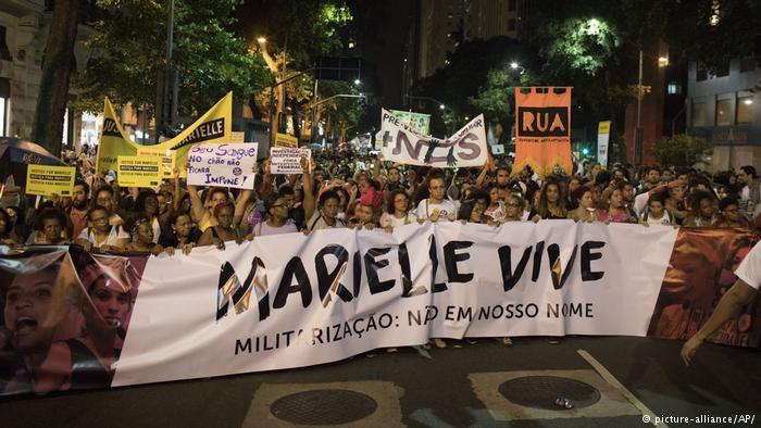 Testigo involucra a un político en el asesinato de Marielle Franco