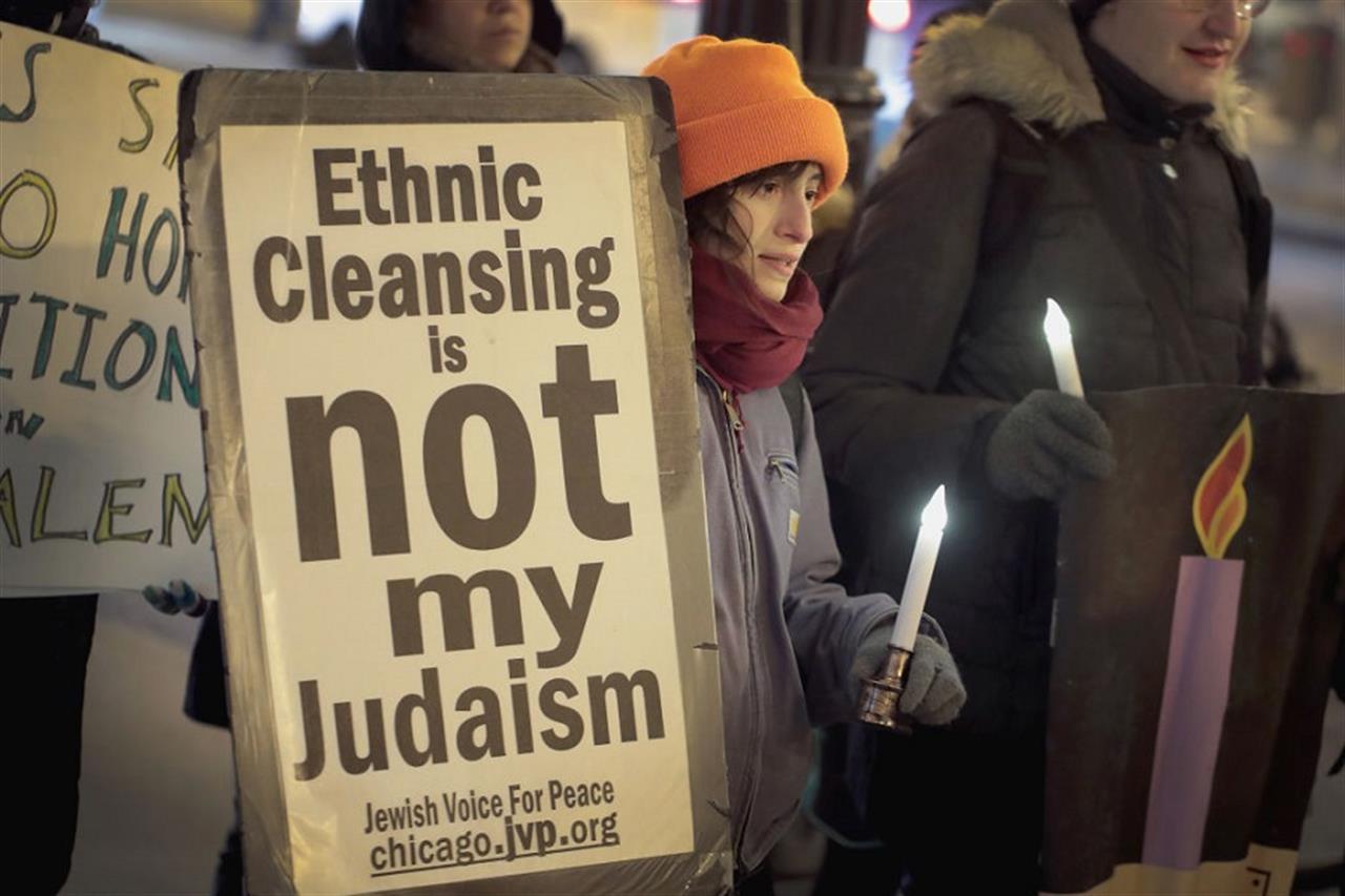 La voce degli ebrei contro Israele su Gaza e Gerusalemme