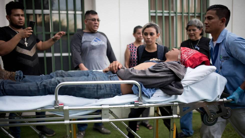 Ortega reprime la marcha de las madres de Nicaragua