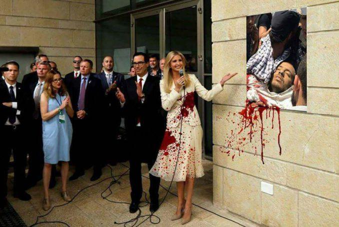 Célébrations à Jérusalem, massacres à Gaza