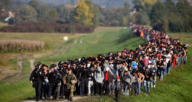 "I migranti ""aprono"" una nuova rotta balcanica"