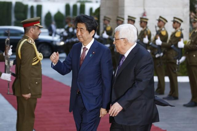 Tokyo contre un transfert d'ambassade à Jérusalem