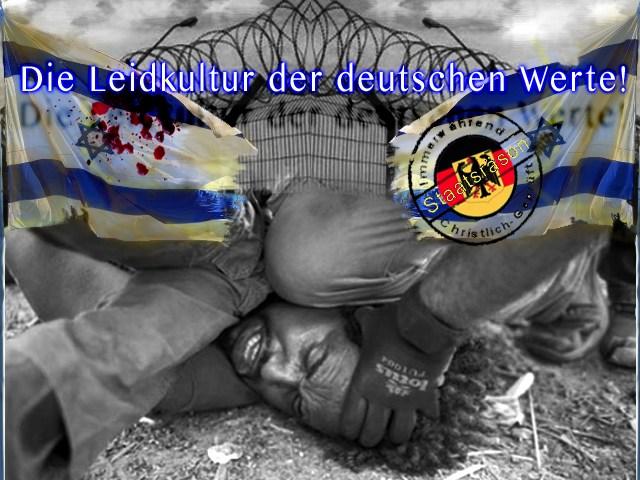 Die Leidkultur der deutschen Werte!