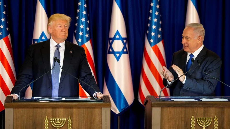 Israel First – Trump beugt sich Netanyahu